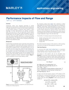 Performance Impacts of Flow and Range