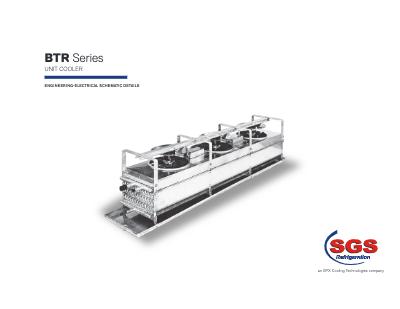 SGS BTR Series Product Schematics