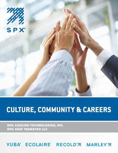 SPX Culture, Community and Careers