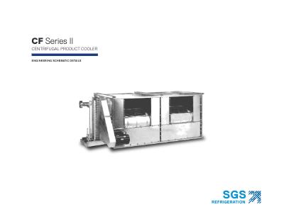 SGS CF Series Product Schematics
