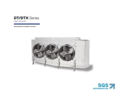 SGS DT-DTX Series Product Schematics
