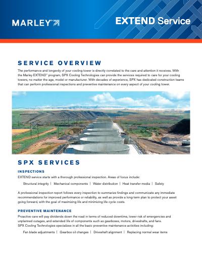 Extend Service Plans