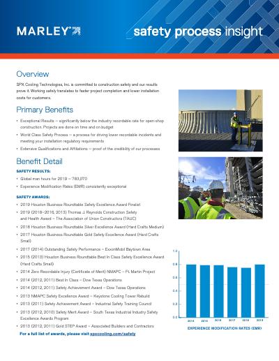 Marley Insight - Safety Process