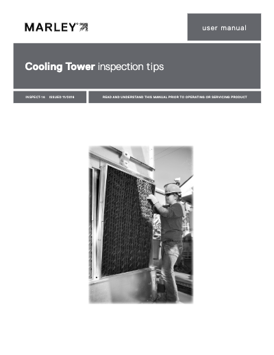 Cooling Tower Inspection Tips