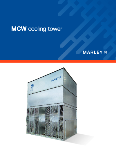 Marley MCW Cooling Tower