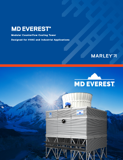 Marley MD Everest – HVAC Applications