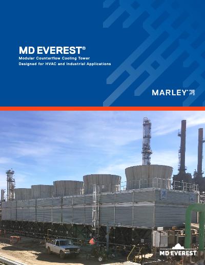 Marley MD Everest - HVAC Applications
