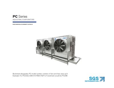 SGS PC Series Product Schematics