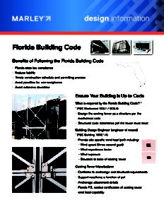 Design Information – Florida Building Code