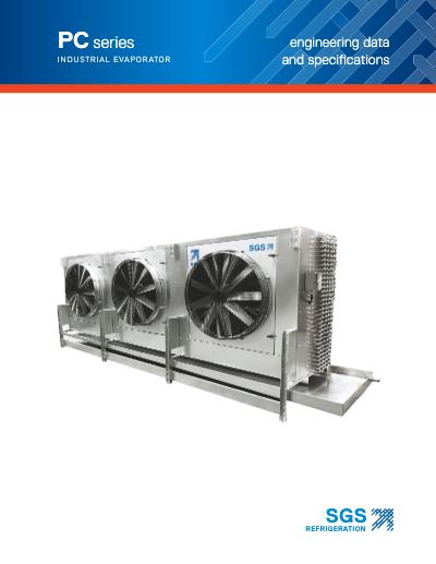 SGS LPC Series Product Cooler