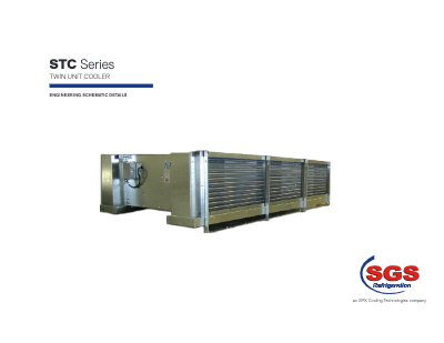 SGS STC Series Product Schematics