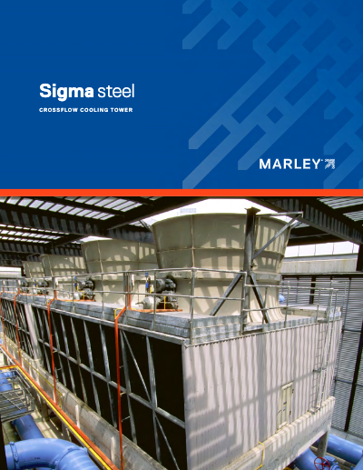 Marley Sigma Steel Cooling Tower
