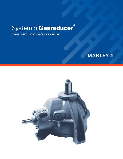 Marley System 5 Geareducer