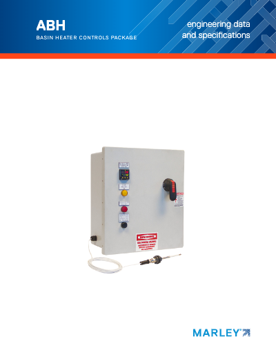ABH Basin Heater Controls Engineering Data and Specifications