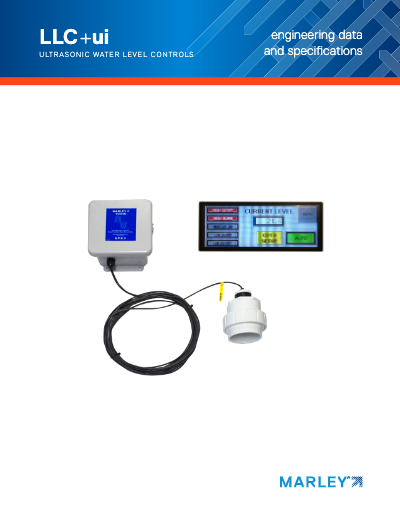 Integrated Ultrasonic Liquid Level Control Engineering Data and Specifications