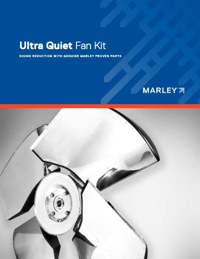 Ultra Quiet Fan Sound Reduction Kit