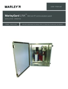 MarleyGard Link Control Panel User Manual