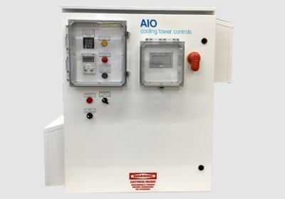 AIO Cooling Tower Control Panel