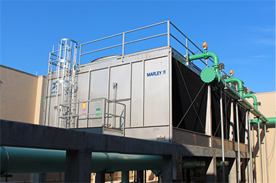 New Cooling Tower Technology Augments HVAC and Industrial Processes