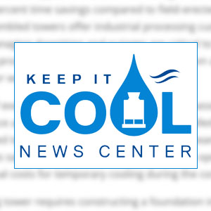 cooling tower news