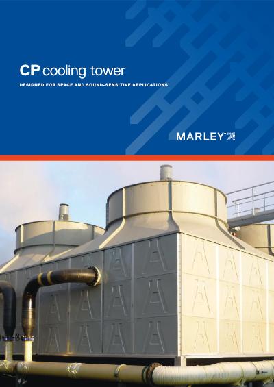 CP Fiberglass Cooling Tower