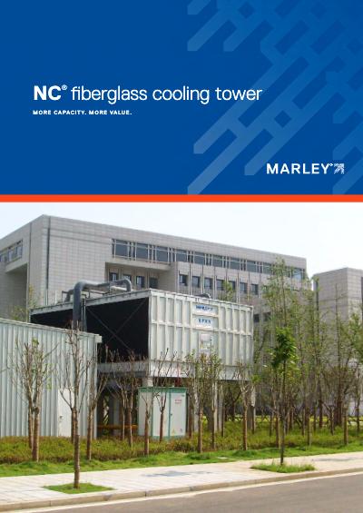 Marley NC Fiberglass Cooling Tower