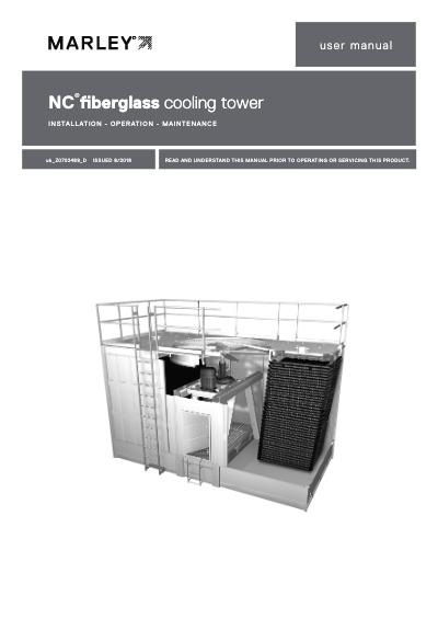 Marley NC Fiberglass User Manual